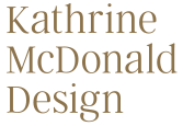 Kathrine McDonald Interior Design